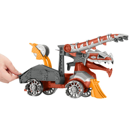Imaginext Serpent Battle Wagon