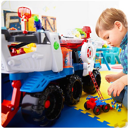 Imaginext Space Playset Driver