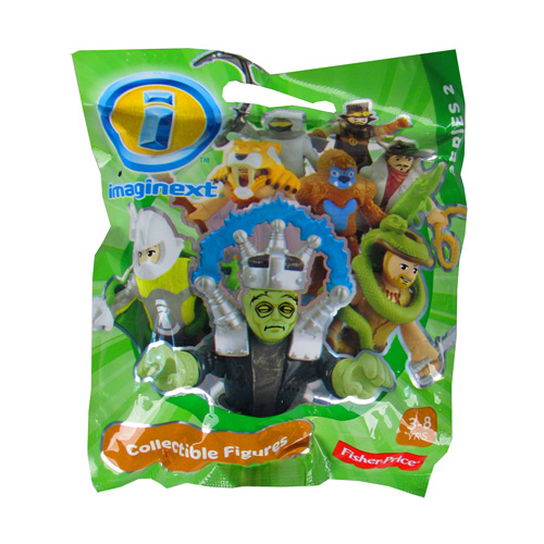 Imaginext Collectible Figures Blind Bags Series 2 6-Pack