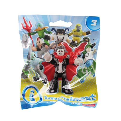 Imaginext Collectible Figures Blind Bags Series 3 Set