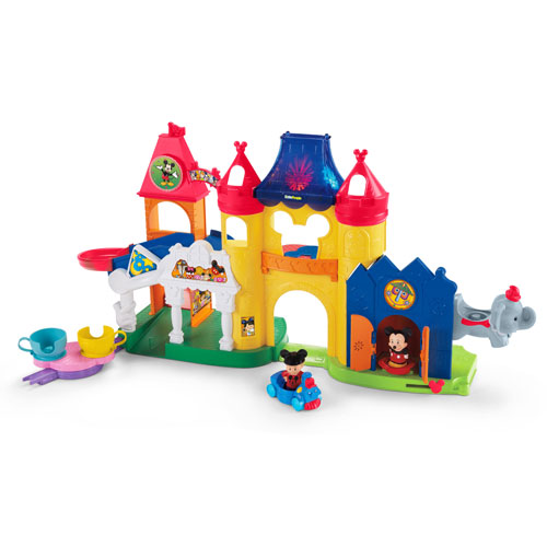 Little People Discover Disney Playset