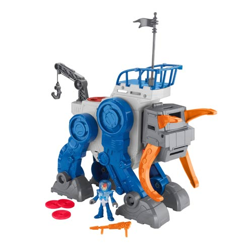 Imaginext Alpha Walker
