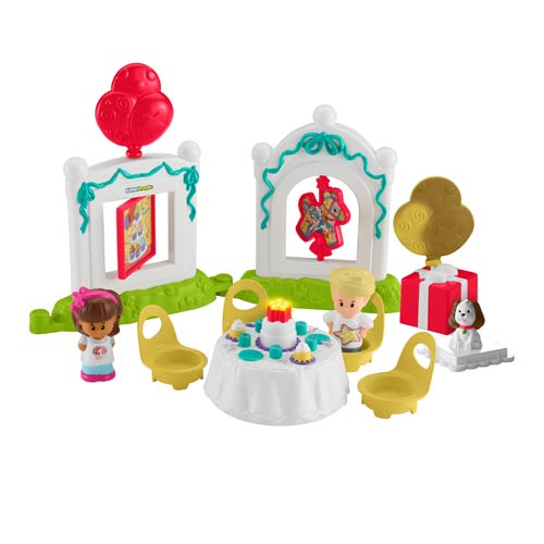 Little People Birthday Party Playset