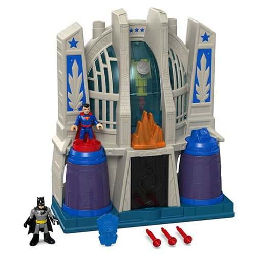 DC Super Friends Imaginext Hall of Justice