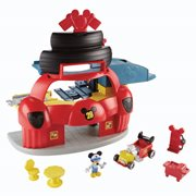 Mickey and the Roadster Racers Garage Playset