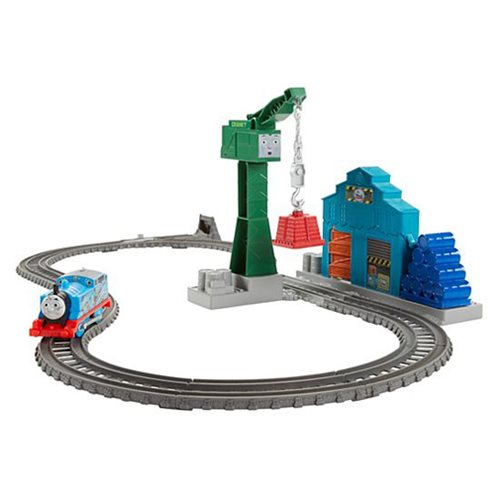 Thomas & Friends Demolition at the Docks Playset