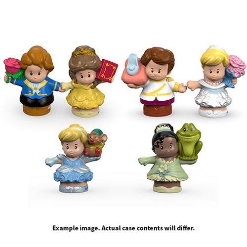 Disney Princess Little People Mini-Figure 2-Pack Case