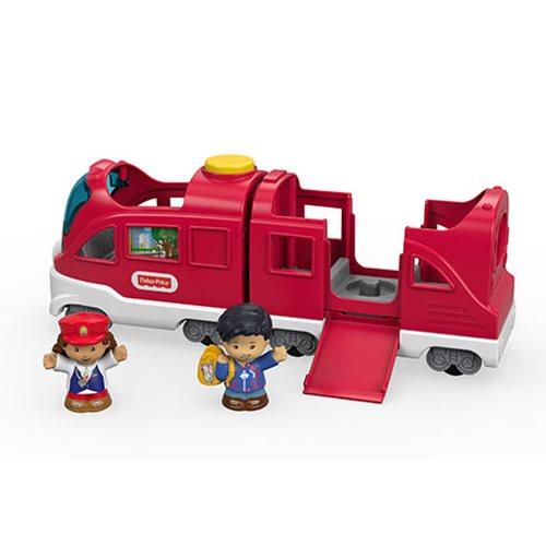 Little People Friendly Passengers Train Playset