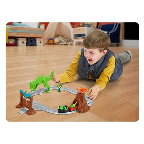 Thomas and Friends Adventures Dino Discovery Playset