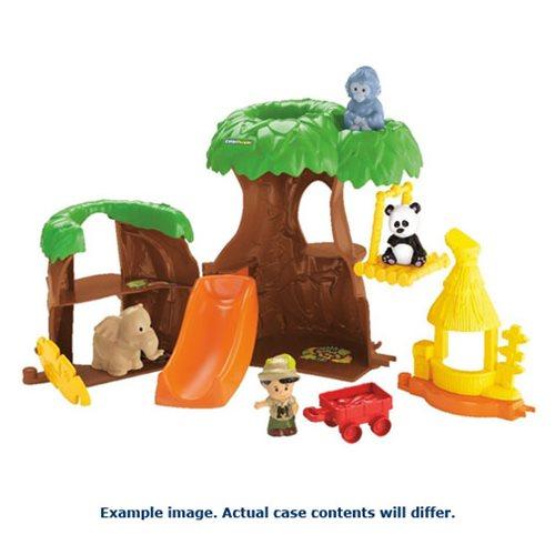 Little People City Playset Case