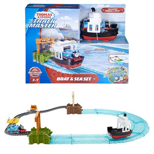 Thomas & Friends Track Master Boat and