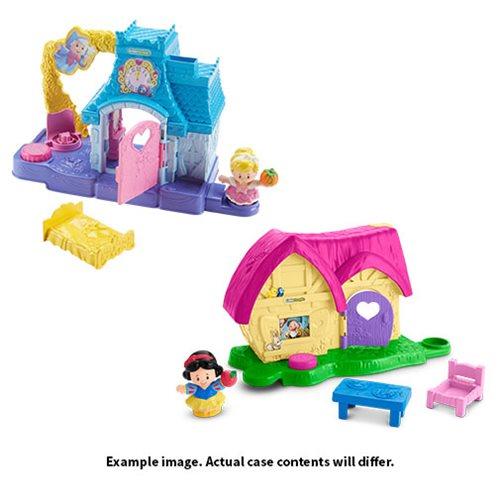 Disney Princess Little People Mini-Playset Mix 1 Case