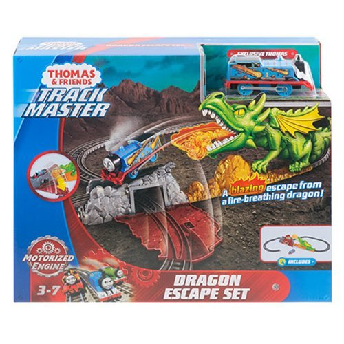 Thomas & Friends Track Master Dragon Escape Playset