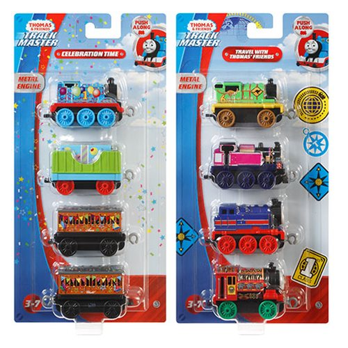 Thomas & Friends Track Master Multi-Pack Metal Vehicle Case