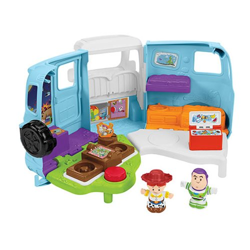 Toy Story 4 Little People RV Vehicle