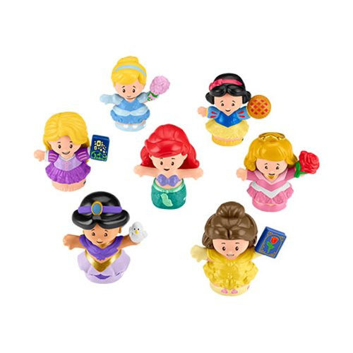 Disney Princess Figure Pack by Little People