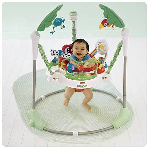 Rainforest Jumperoo Activity Chair