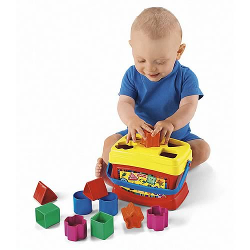 Babys First Blocks