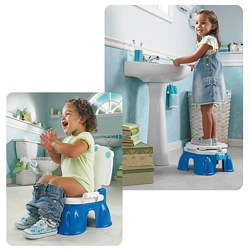 Royal Stepstool Training Potty