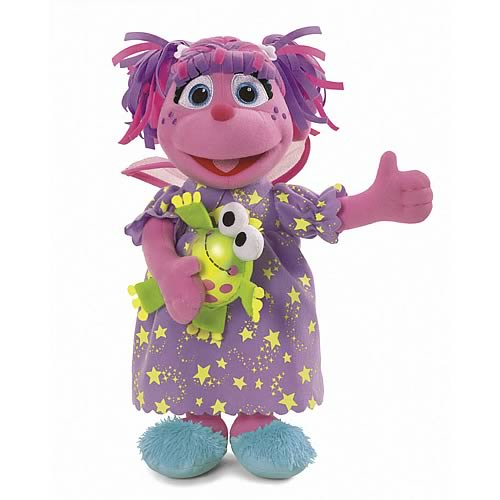 Sesame Street Sweet Dreams Abby Cadabby Doll