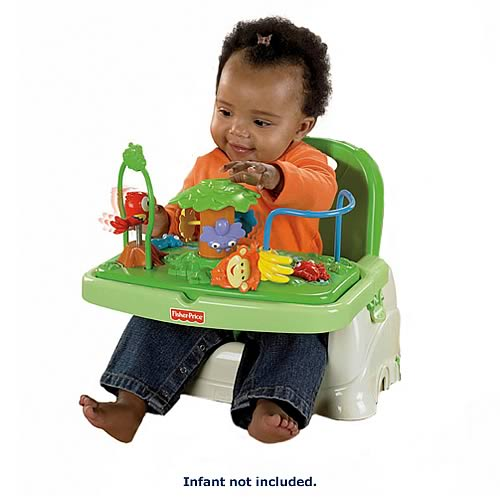 Rainforest Healthy Care Booster Seat