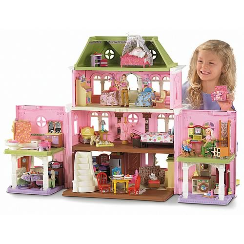 Loving Family Grand Doll House