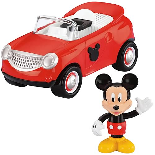 Disney Mickeys Counting Car