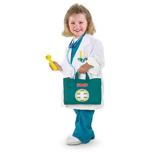 Medical Kit Playset