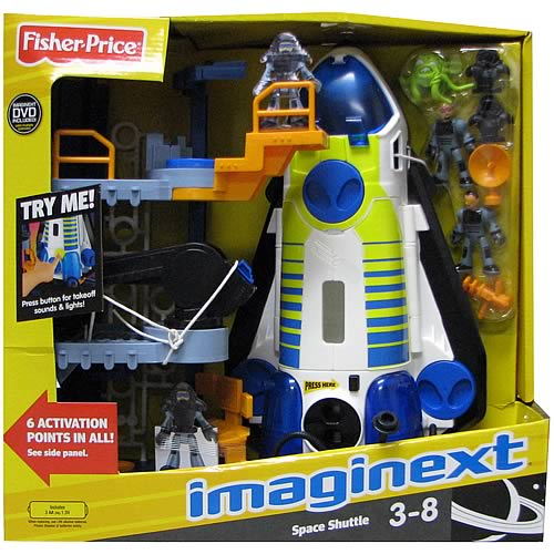 Imaginext Space Shuttle