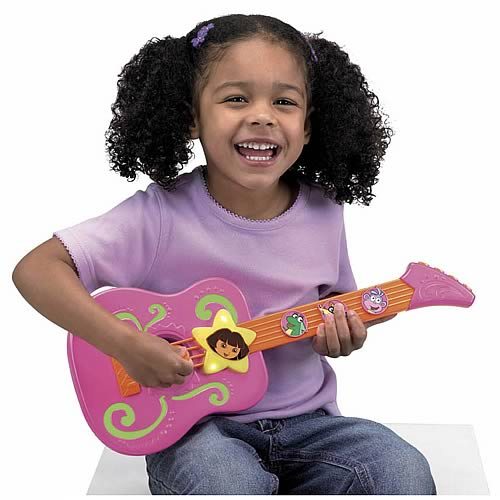 Dora the Explorer Mega Tunes Guitar