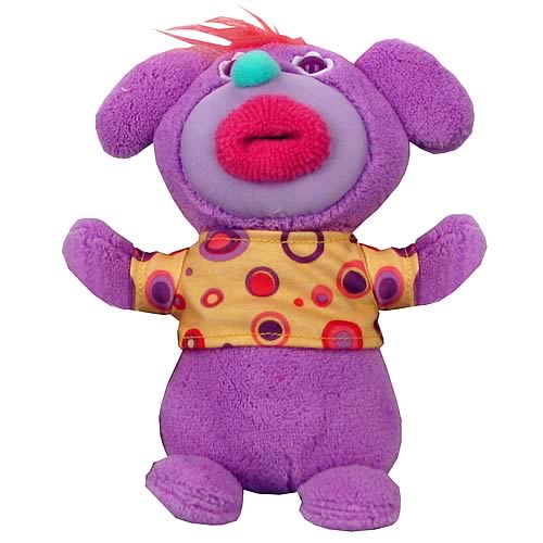 Sing-a-ma-jigs Interactive Light Purple Singing Plush