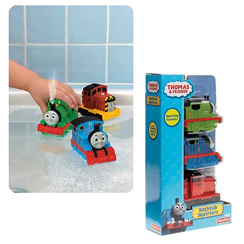 Thomas and Friends Bath Squirters 3-Pack