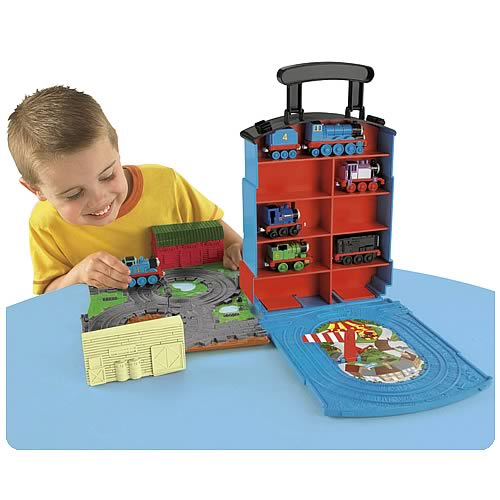 Thomas & Friends Tote-A-Train Playbox Playset