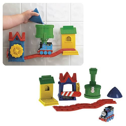 Thomas and Friends Bath Tracks Playset