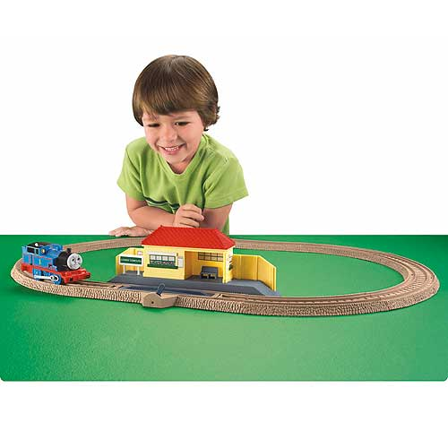 Thomas and Friends Busy Day Playset