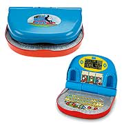 Thomas and Friends Leader of the Track Electronic Laptop