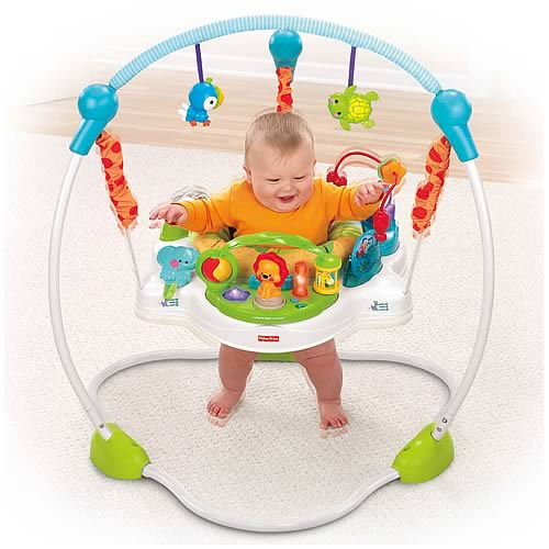 Precious Planet Blue Sky Jumperoo