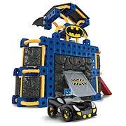 Batman Trio Batcave Playset