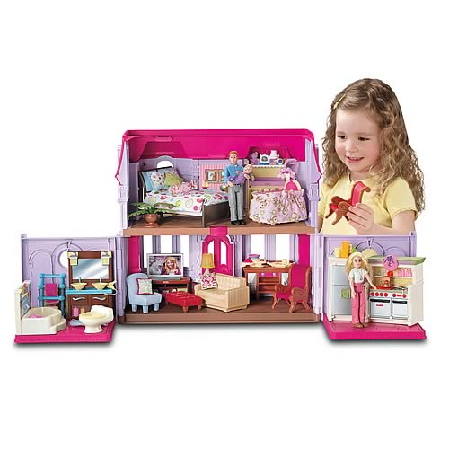 Loving Family Family Manor Dollhouse Playset
