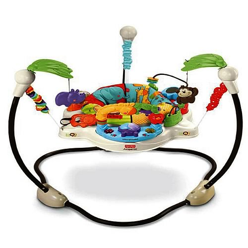 Luv U Zoo Jumperoo Activity Chair