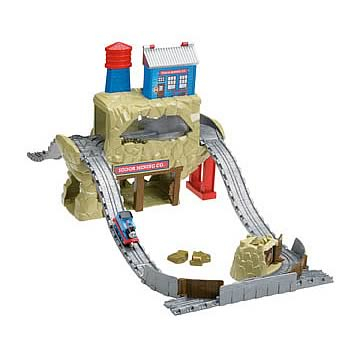 Thomas and Friends Rumbling Gold Mine Run