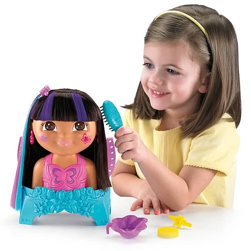 Dora the Explorer Splash and Surprise Fairy Dora