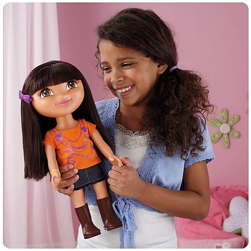 Dora the Explorer Dora Dress Up Collection Doll