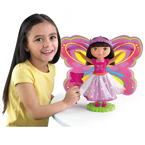 Dora the Explorer Magic Fairy Dora