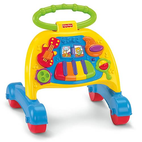 Brilliant Basics Musical Activity Walker