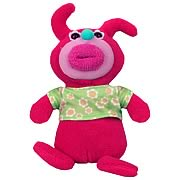 Sing-a-ma-jigs Interactive Hot Pink Singing Plush