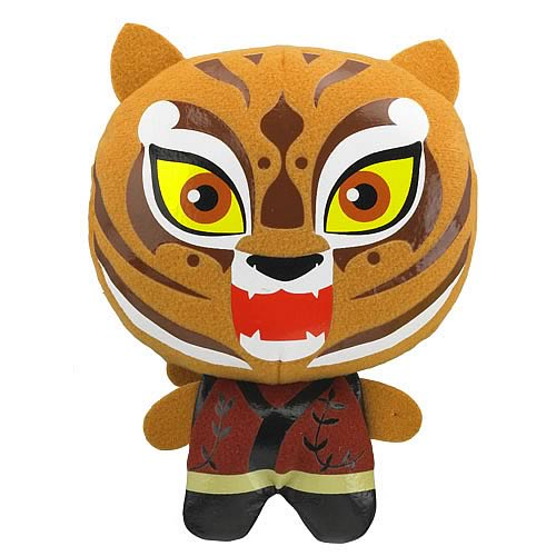 Kung Fu Panda 2 Tigress Smack Talkers Talking Plush