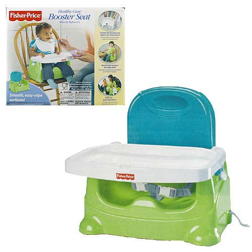 Healthy Care Green Booster Seat