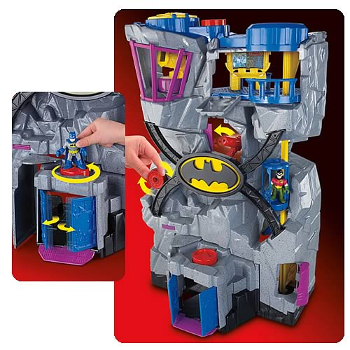 Batman Imaginext Batcave Playset