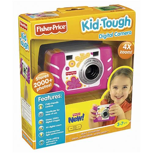 Kid Tough Digital Camera